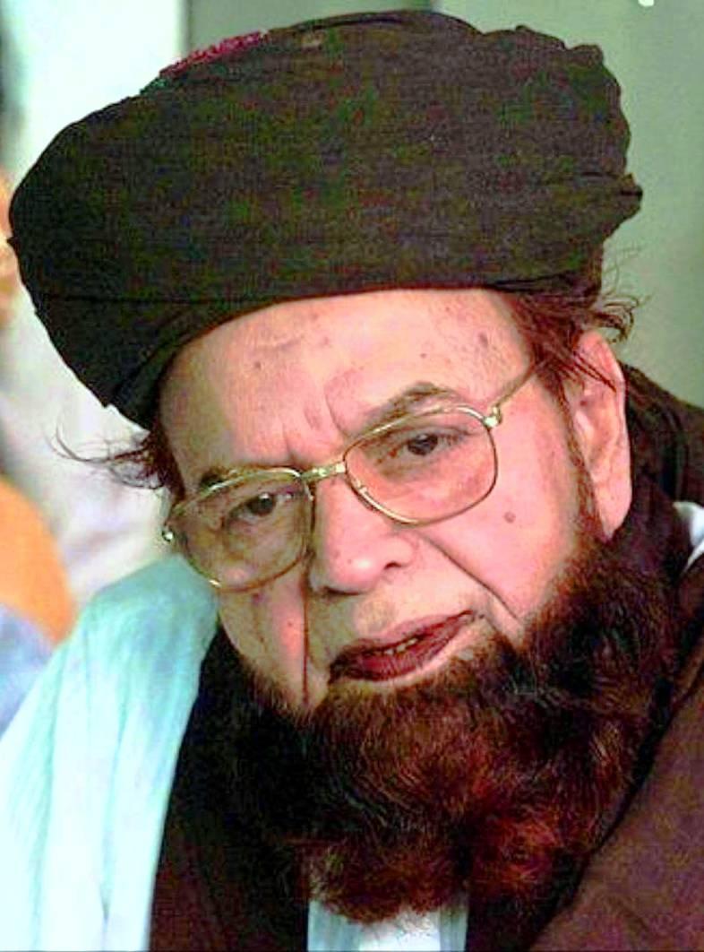 Maulana Shah Ahmed Noorani Siddiqui R.A